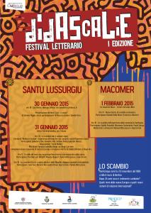 Didascalie Locandina 32x45
