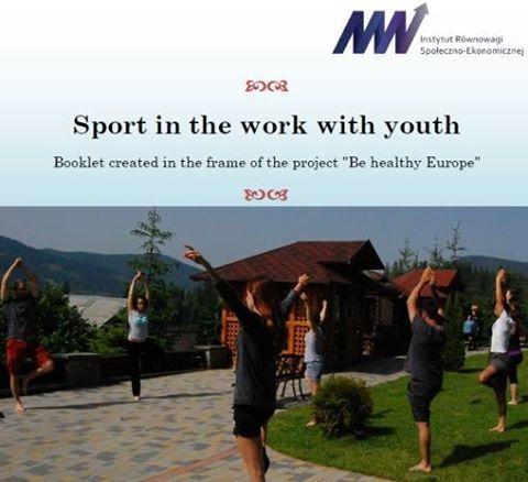 """Progetto Erasmus+ """"Be healthy Europe"""", Ucraina, 15-25 giugno 2016"""