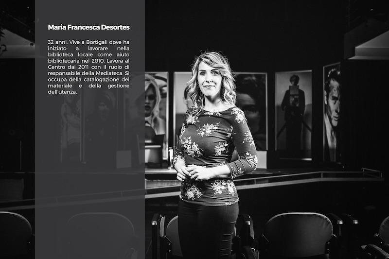 Maria Francesca Desortes