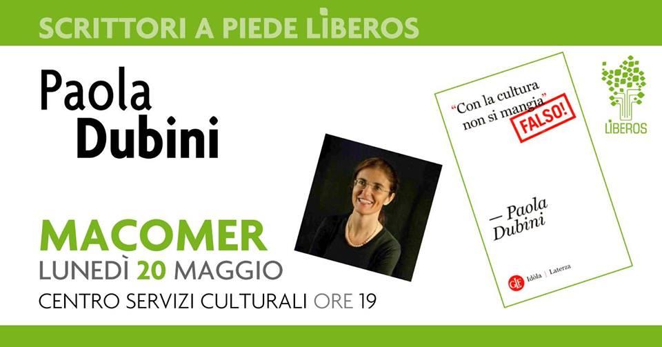 """""""Con la cultura non si mangia."""" Falso! di Paola Dubini"""