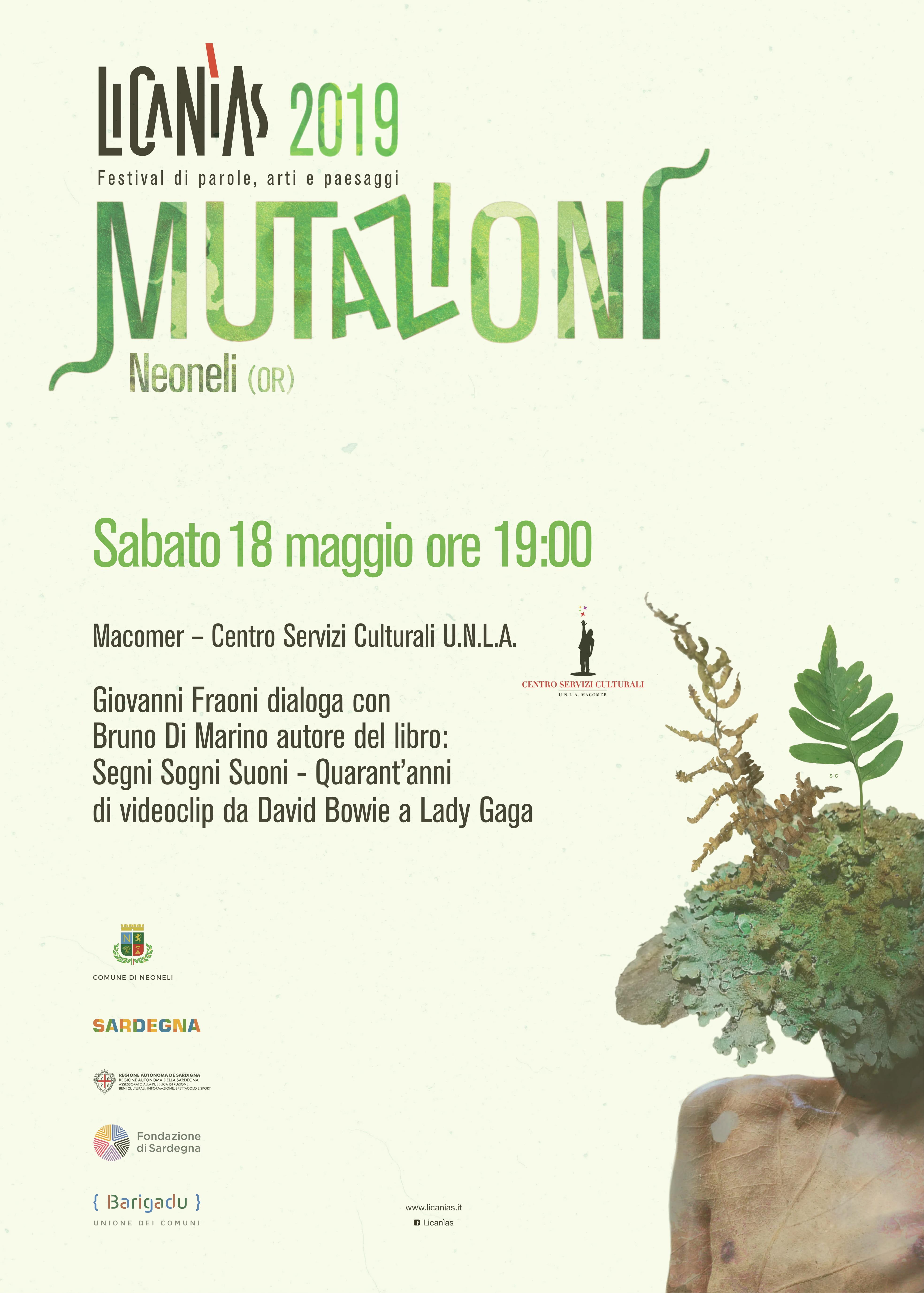 """Presentazione del libro """"Segni Sogni Suoni"""" di Bruno Di Marino"""