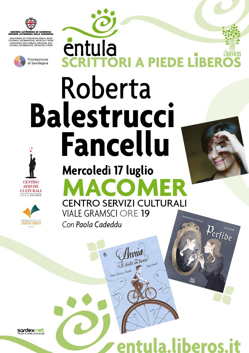 ANNIE, il vento in tasca e PERFIDE  di Roberta Balestrucci Fancellu