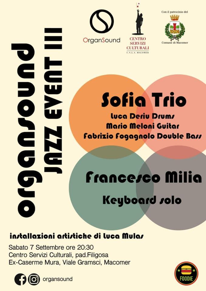 Organsound Jazz Event III° Edizione