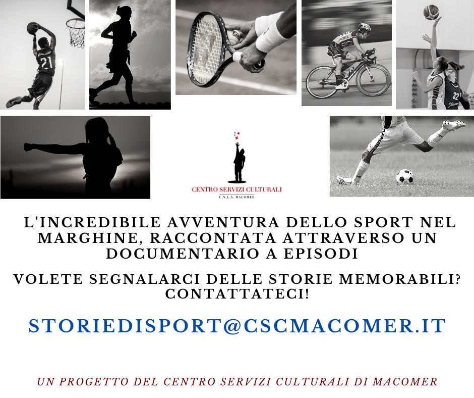 Documentario dedicato alle storie sportive del Marghine